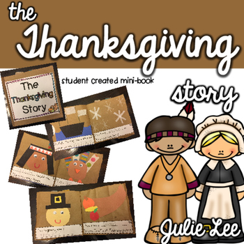 Thanksgiving Story Fact Book