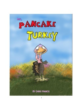 Thanksgiving Story - Mr. Pancake Turkey