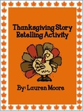 Thanksgiving Story Retelling Activity