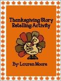 Thanksgiving Story Retelling Activity