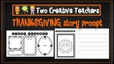 Thanksgiving Story Writing