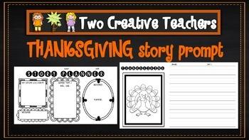 Thanksgiving Story Writing
