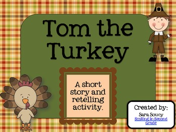Thanksgiving Story and Retelling Activities
