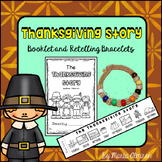 Thanksgiving Story with Retelling Bracelets