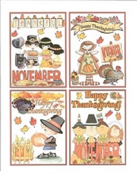Thanksgiving Student & Staff Greeting Cards!