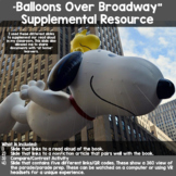 Thanksgiving Supplemental Resource: Macy's Thanksgiving Parade