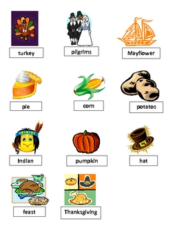 Thanksgiving Syllable Counting