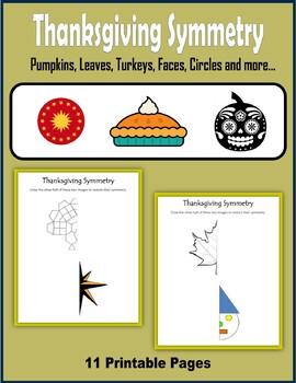 Thanksgiving Symmetry