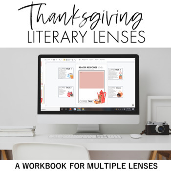 The Critical Reader's Thanksgiving Task Book