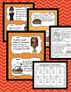 Thanksgiving Task Cards - Math and Language Arts