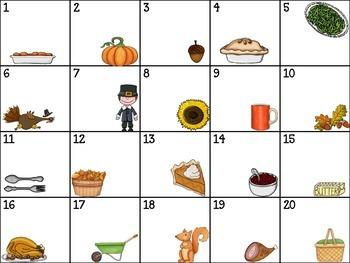 Thanksgiving Task Cards Multistep Problem Solving