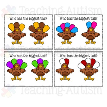 Thanksgiving Task Cards
