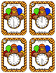 Time Task Cards - Turkey Time