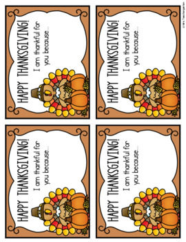 Thanksgiving Cards FREEBIE