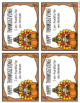 Thanksgiving Cards FREEBIE