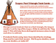Thanksgiving Teepee Fact Triangle Task Cards- Addition & Subtraction