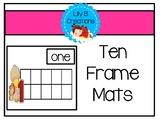 Thanksgiving Ten Frames - Assessment Tool