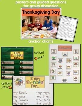 Thanksgiving, Thankful Activity, Giving Thanks