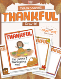 Thanksgiving Thankful Draw-It!