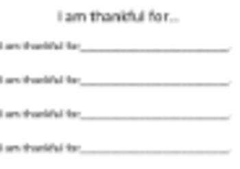 Thanksgiving Thankful Pies
