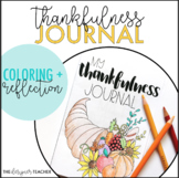 Thanksgiving Activity | Thankfulness Coloring Pages and Re