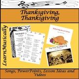 Thanksgiving, Thanksgiving