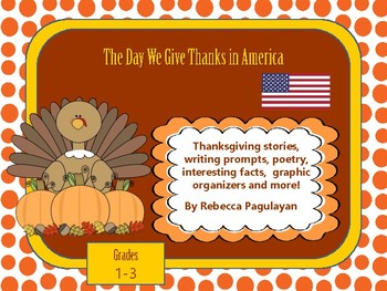 Thanksgiving - The Day We Give Thanks in America