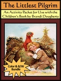 Thanksgiving Activities: The Littlest Pilgrim Thanksgiving Activity Bundle