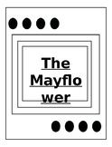 Thanksgiving- The Mayflower