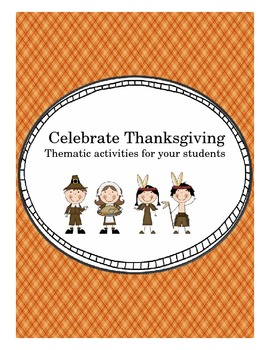 Thanksgiving Thematic Lessons