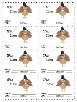 Thanksgiving Theme Reward Coupons