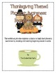 Thanksgiving Themed Beginning Sound Picture Match