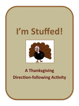 Thanksgiving-Themed Direction-Following