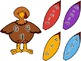 Thanksgiving Themed Math Centers