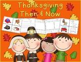 Thanksgiving Then & Now Activities