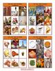 Thanksgiving Tic-Tac-Toe or Bingo Board Game