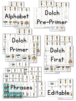 Dolch Word Fluency:  Time Me!  (Thanksgiving Activities)