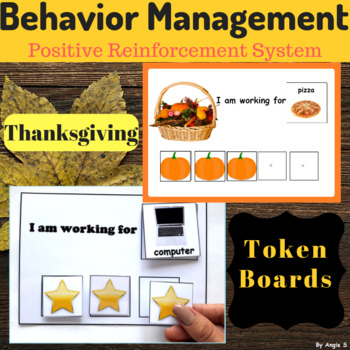 Thanksgiving Token Reward Board