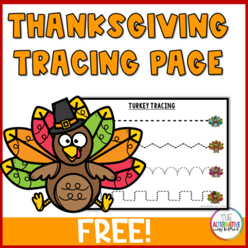 Thanksgiving Tracing