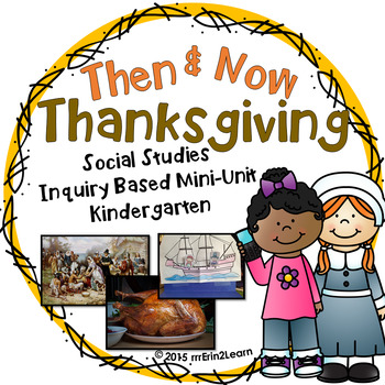 Thanksgiving Traditions Kindergarten
