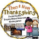 Thanksgiving Traditions Kindergarten