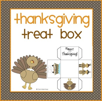 Thanksgiving Treat Box