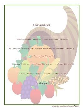 Thanksgiving Trio