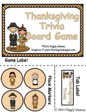 Thanksgiving Trivia Board Game