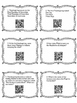 Thanksgiving Trivia QR Codes Activity