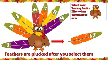 Thanksgiving Trivia Template (PowerPoint)