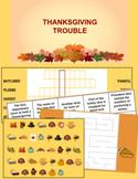Thanksgiving Trouble Digital Breakout