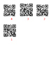 Thanksgiving True or False QR Codes