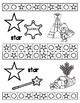 Thanksgiving - Turkey - 26 Shapes - Hole Punch Cards / Bingo Dauber Pages