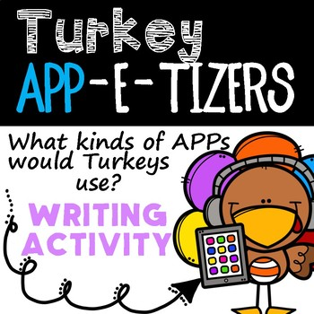 Thanksgiving Turkey APP Writing